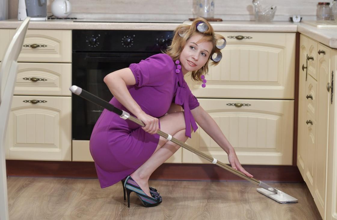 Kontaktujte společnost, zabývající se čištěním podlah