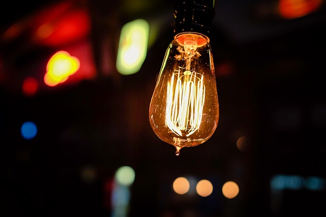světla žárovek