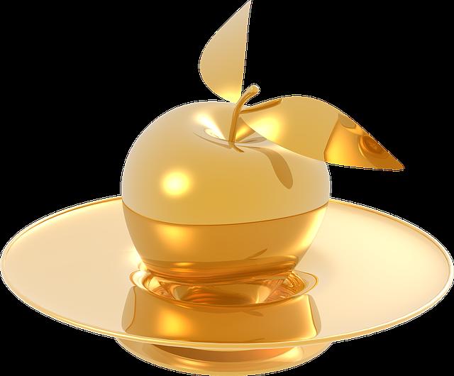 Dezerty v hodnotě zlata