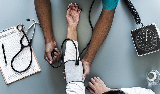 Návštěva doktora